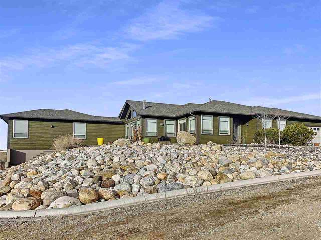 630 Summit Drive, Buffalo, WY 82834 (MLS #20200552) :: Real Estate Leaders