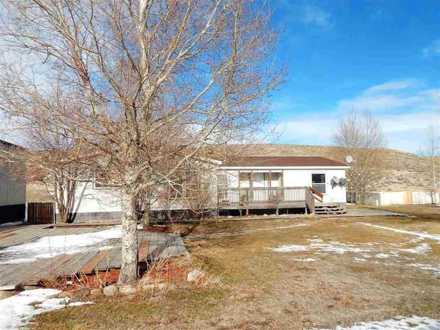 63 Maple Drive, Douglas, WY 82633 (MLS #20200609) :: Lisa Burridge & Associates Real Estate
