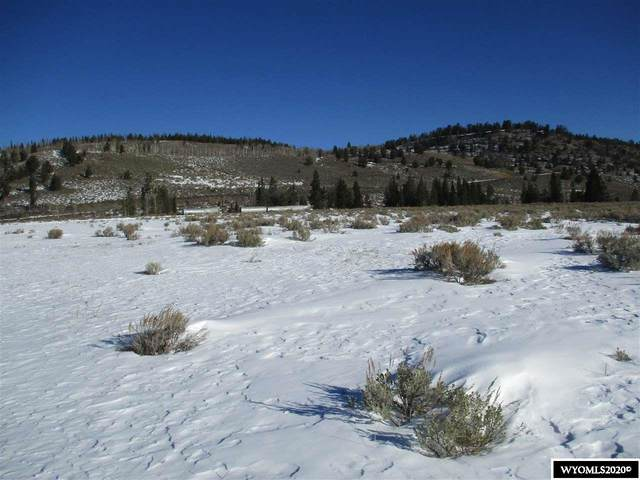 Lot 63 Long Creek Subdivision, Dubois, WY 82513 (MLS #20200717) :: RE/MAX The Group
