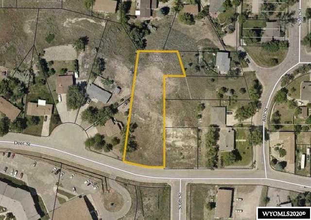 000 Deer, Glenrock, WY 82637 (MLS #20200762) :: Lisa Burridge & Associates Real Estate