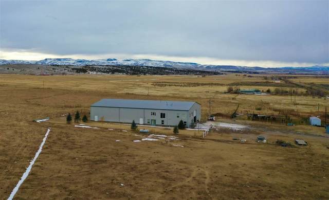 1063 Missouri Flat Road, Thermopolis, WY 82443 (MLS #20200806) :: Real Estate Leaders