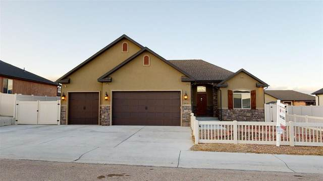 3401 Dover Avenue, Rock Springs, WY 82901 (MLS #20201037) :: Lisa Burridge & Associates Real Estate