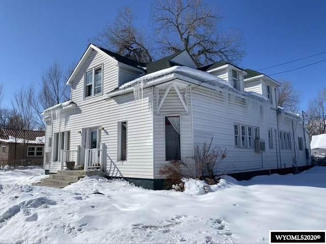 433 N 3rd Street, Lander, WY 82520 (MLS #20201162) :: Real Estate Leaders