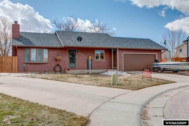 6511 Indian Wells Drive, Casper, WY 82604 (MLS #20201226) :: RE/MAX Horizon Realty