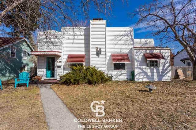 447 N Adams, Buffalo, WY 82834 (MLS #20201317) :: Lisa Burridge & Associates Real Estate