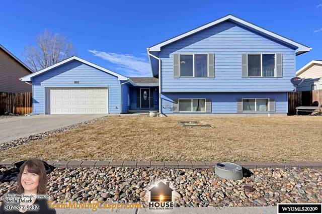 2128 Omaha Trail, Bar Nunn, WY 82601 (MLS #20201413) :: RE/MAX The Group
