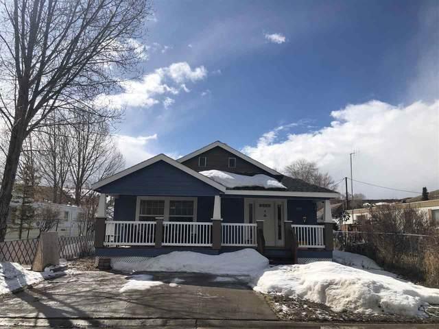 309 Susie Ave, Diamondville, WY 83116 (MLS #20201427) :: Lisa Burridge & Associates Real Estate