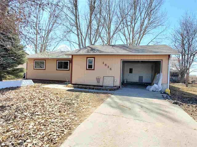 1836 Cardinal Street, Worland, WY 82401 (MLS #20201469) :: Lisa Burridge & Associates Real Estate