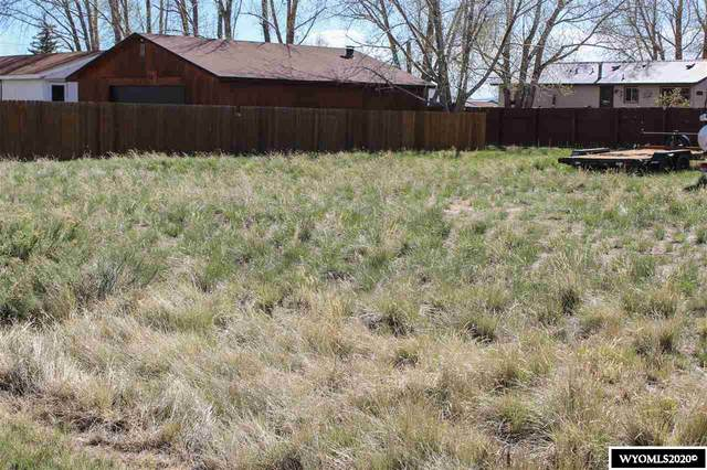 Lot 1-4 S Oak, La Barge, WY 83123 (MLS #20201495) :: RE/MAX The Group
