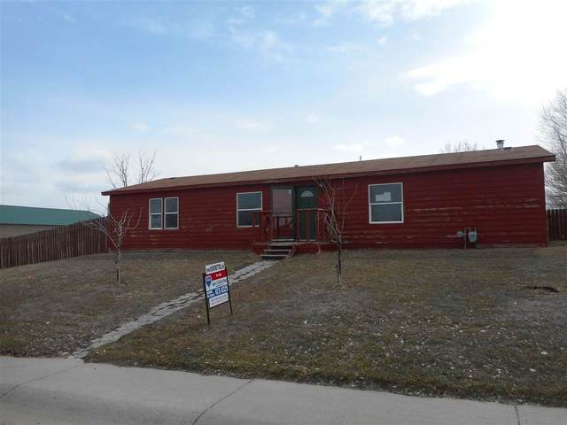 501 Lookout Drive, Glenrock, WY 82637 (MLS #20201554) :: Lisa Burridge & Associates Real Estate