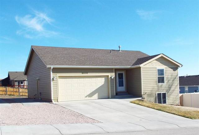 6630 S South Springs Road, Casper, WY 82604 (MLS #20201582) :: RE/MAX The Group
