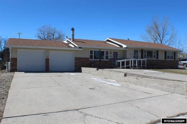 602 Barrett Boulevard, Lusk, WY 82225 (MLS #20201653) :: Lisa Burridge & Associates Real Estate