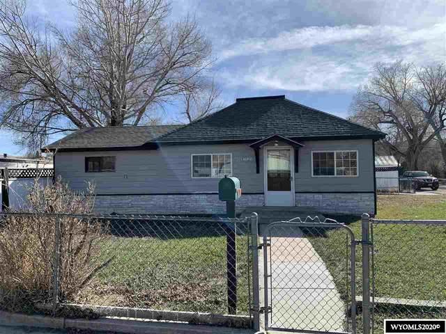 8 E 3rd South Street, Green River, WY 82935 (MLS #20201724) :: Lisa Burridge & Associates Real Estate