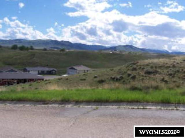 1160 Eagle View Drive, Buffalo, WY 82834 (MLS #20201737) :: RE/MAX The Group