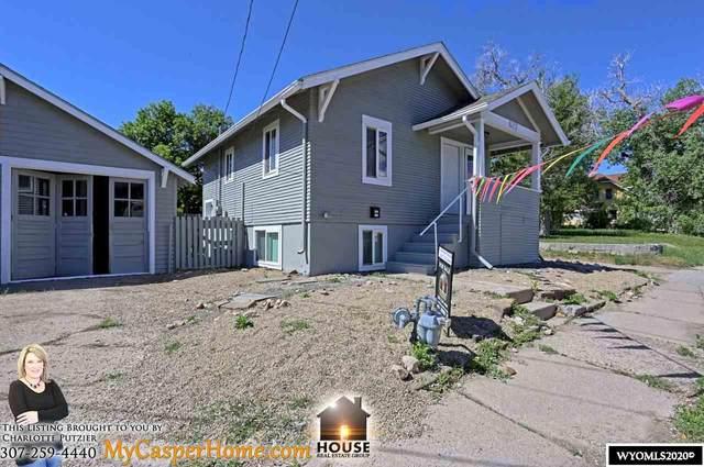 617 W 13th Street, Casper, WY 82601 (MLS #20201792) :: Lisa Burridge & Associates Real Estate