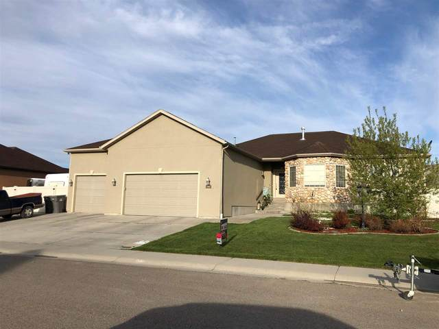 936 Willamette Drive, Rock Springs, WY 82901 (MLS #20201810) :: RE/MAX The Group