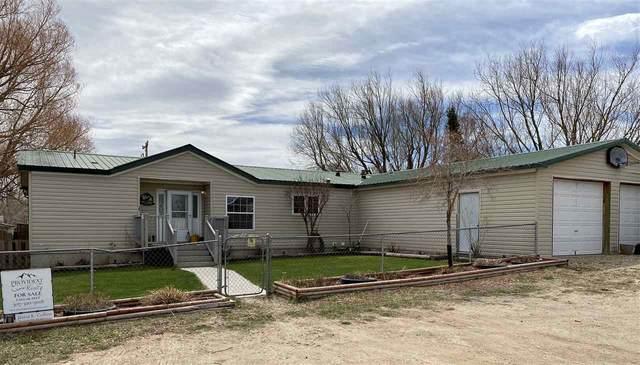 313 Freeman, Encampment, WY 82325 (MLS #20201851) :: Real Estate Leaders