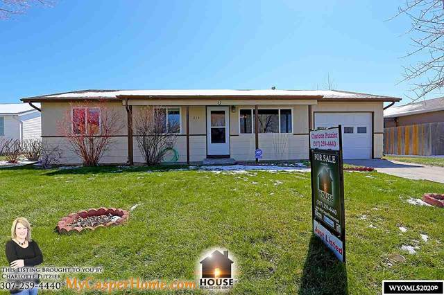 214 Boxelder Trail, Glenrock, WY 82637 (MLS #20201869) :: Lisa Burridge & Associates Real Estate