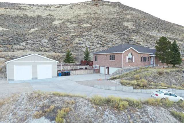 2435 Hitching Post Drive, Green River, WY 82935 (MLS #20201883) :: RE/MAX The Group
