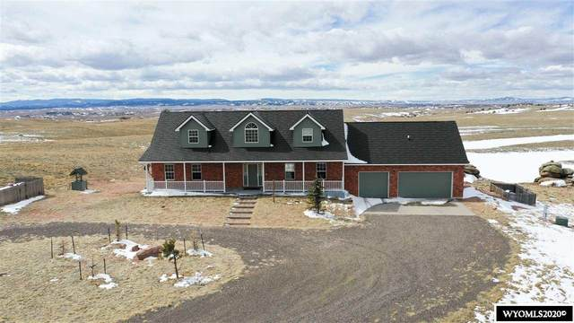 855 Hermosa Road, Buford, WY 82052 (MLS #20201910) :: Real Estate Leaders