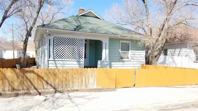 413 Soulsby Street, Rock Springs, WY 82901 (MLS #20201920) :: Lisa Burridge & Associates Real Estate