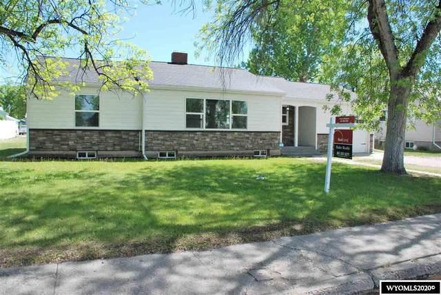 900 Obie Sue Avenue, Worland, WY 82401 (MLS #20201961) :: Lisa Burridge & Associates Real Estate