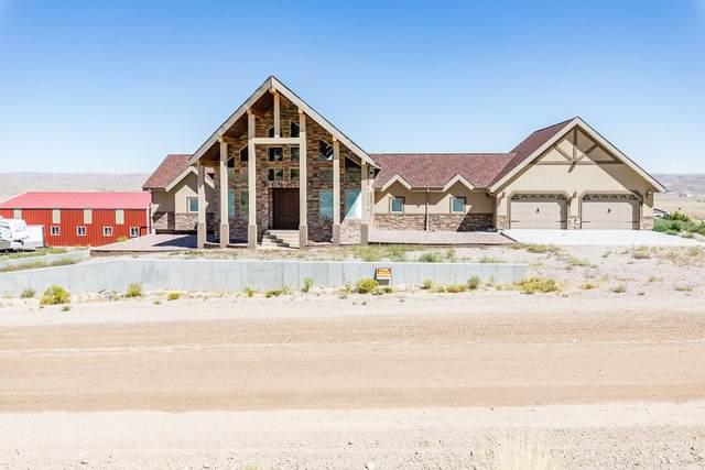 24 Cattle Drive, Rock Springs, WY 82901 (MLS #20201985) :: Lisa Burridge & Associates Real Estate