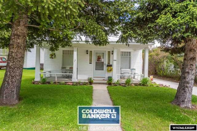 559 N Main Street, Buffalo, WY 82834 (MLS #20202035) :: Lisa Burridge & Associates Real Estate