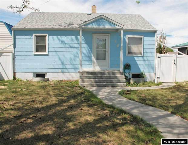 407 Obie Sue, Worland, WY 82401 (MLS #20202049) :: Lisa Burridge & Associates Real Estate