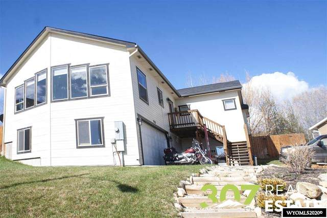 910 Delaware Street, Buffalo, WY 82834 (MLS #20202123) :: RE/MAX The Group