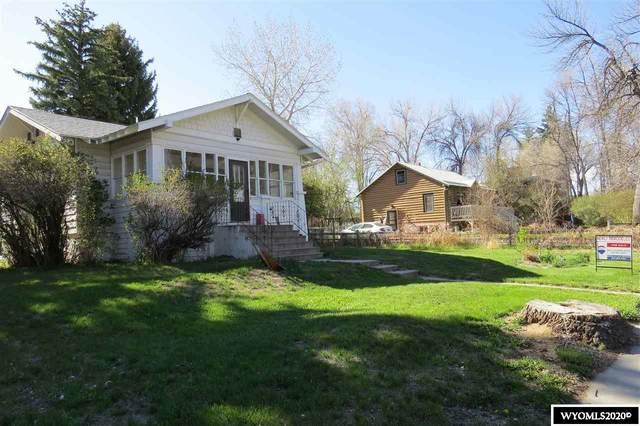 404 & 404 1/2 N 2nd W, Riverton, WY 82501 (MLS #20202190) :: Lisa Burridge & Associates Real Estate