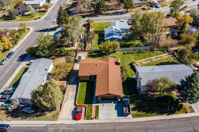 855 Hillside Drive, Green River, WY 82935 (MLS #20202196) :: RE/MAX The Group