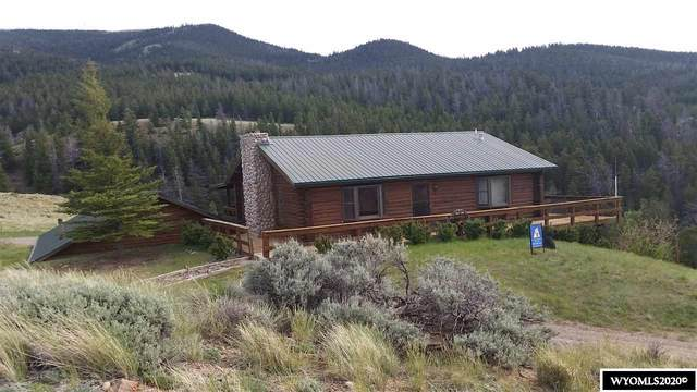 1 Spring Creek Trail, Dubois, WY 82513 (MLS #20202245) :: RE/MAX Horizon Realty