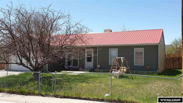 2228 Inverness Boulevard, Rawlins, WY 82301 (MLS #20202311) :: RE/MAX The Group