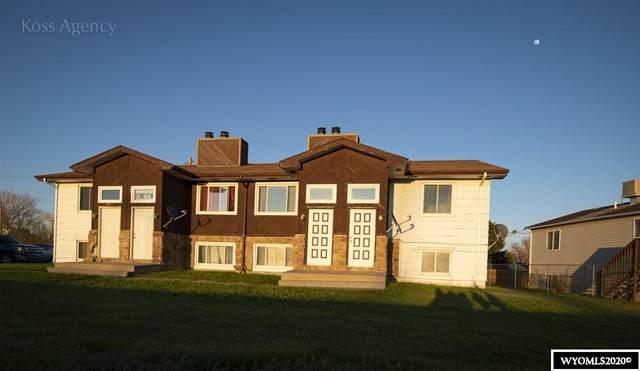 201 S Riverbend, Douglas, WY 82633 (MLS #20202312) :: Lisa Burridge & Associates Real Estate