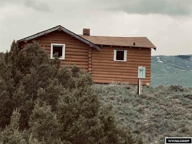 39 Deer Run, Lander, WY 82520 (MLS #20202324) :: Real Estate Leaders