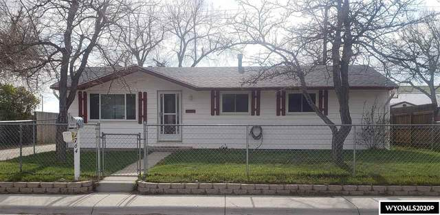 1764 Brigham Young Street, Casper, WY 82604 (MLS #20202359) :: RE/MAX The Group