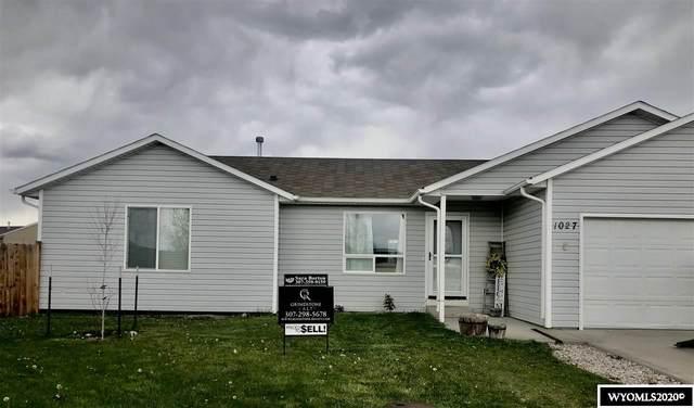 1027 Tepee Court, Douglas, WY 82633 (MLS #20202401) :: Real Estate Leaders