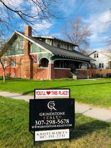 500 Cedar Street, Douglas, WY 82633 (MLS #20202403) :: Lisa Burridge & Associates Real Estate