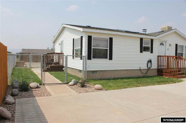5 Schmid Lane, La Barge, WY 83123 (MLS #20202433) :: RE/MAX The Group