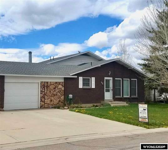 105 Independence Drive, Evanston, WY 82930 (MLS #20202470) :: RE/MAX The Group