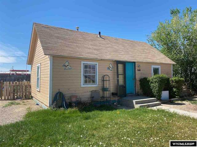 308 Robertson Avenue, Worland, WY 82401 (MLS #20202484) :: RE/MAX The Group