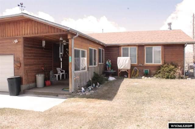 338 S Elm, La Barge, WY 83123 (MLS #20202493) :: Broker One Real Estate