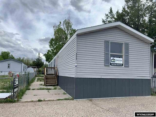 2125 E A Street, Casper, WY 82609 (MLS #20202497) :: RE/MAX The Group