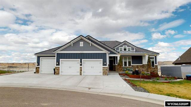 1408 Bailey Court, Green River, WY 82935 (MLS #20202523) :: RE/MAX The Group