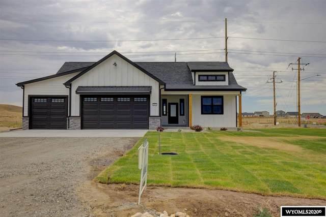 633 West View Way, Mills, WY 82604 (MLS #20202526) :: Lisa Burridge & Associates Real Estate