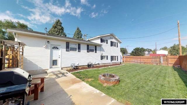 490 Logan Street, Green River, WY 82901 (MLS #20202588) :: Real Estate Leaders