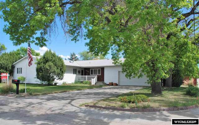 1500 Coburn Avenue, Worland, WY 82401 (MLS #20202599) :: Lisa Burridge & Associates Real Estate