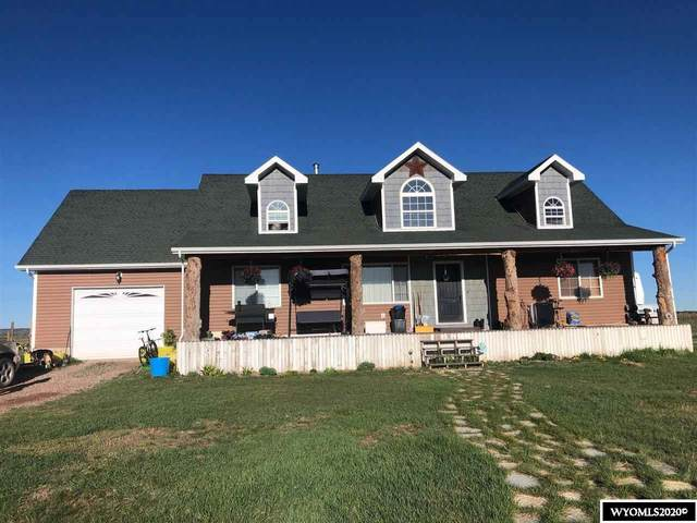 2546 County Road 253, Lyman, WY 82937 (MLS #20202640) :: RE/MAX The Group
