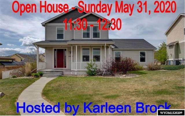 4509 E 18th Street, Casper, WY 82609 (MLS #20202665) :: Real Estate Leaders